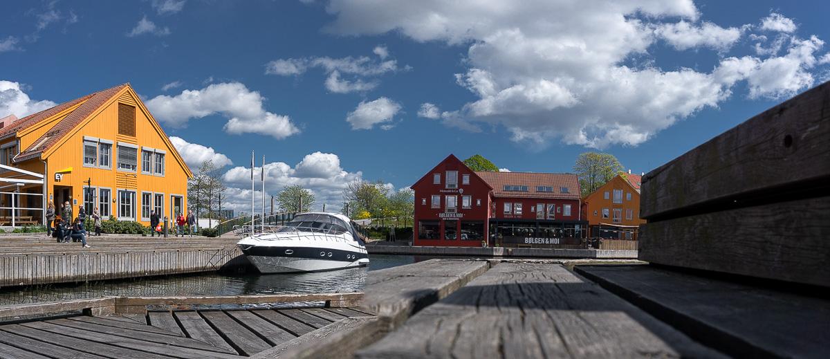 Fiskebrygge