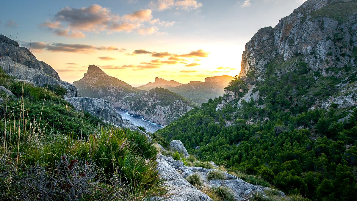 Sonnnaufgang Mallorca