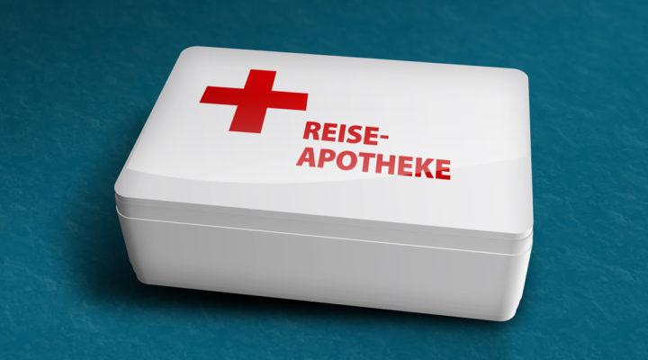Reiseapotheke: An diese Medikamente solltest du im Urlaub denken