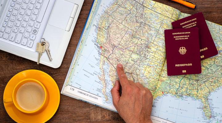 Checkliste für einen entspannten Start in den Urlaub